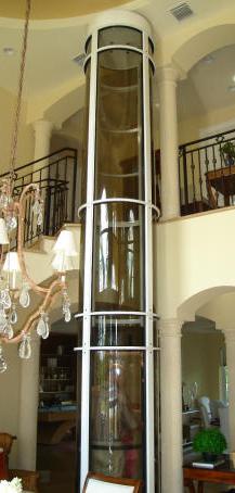 Pneumatic Home Elevator Perma Tronic Inc